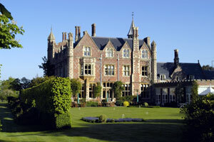 Horsted Place Hotel, East Sussex