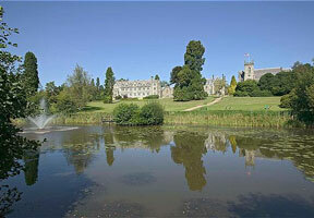 Ashdown Park Hotel, East Sussex