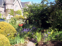 Medium ballathie house garden original