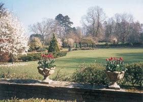 Homewood Park Hotel Garden