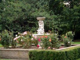 Rose Garden, Woodlands Manor Hotel