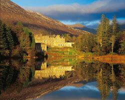 Ballynahinch Castle Hotel, County Galway