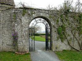 Llangoed Hall, Powys