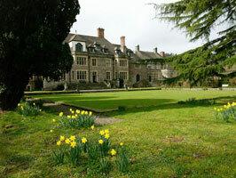 Llangoed Hall, Wales