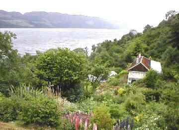 Abriachan Garden, Highlands