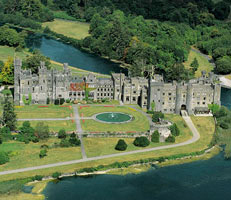 Ashford Castle Hotel, County Mayo, Republic of Ireland