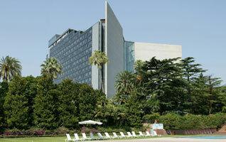 Hotel Rey Juan Carlos I, Barcelona