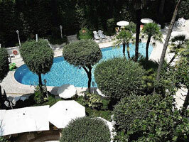 Hotel Aldrovandi Palace, Rome