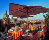 Medium hotel raphael rome original