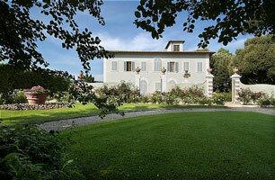 Villa Olmi, Tuscany