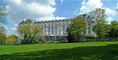 Trianon Palace Hotel, Ile-de-France