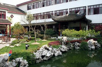 Medium suzhou garden view hotel original
