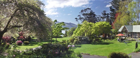 Glenfalloch Garden, New Zealand