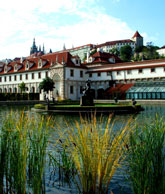 Wallenstein Garden, Czech Republic