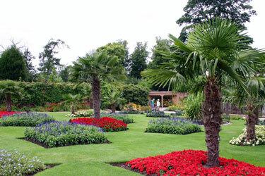 Flower Garden, Calke Abbey Garden