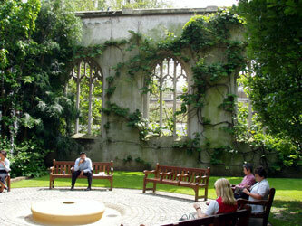 St Dunstan's in the East, London