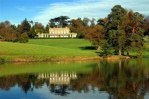 Lake, Saint Hill Manor Garden