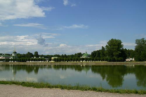 Kuskovo Garden