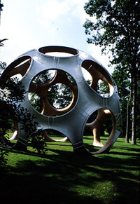 Longhouse Reserve And Sculpture Garden