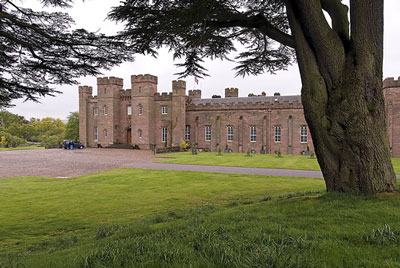 Scone Palace, Perthshire