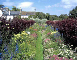 House of Pitmuies Garden