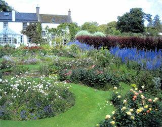 House of Pitmuies Garden, Angus