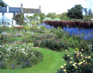 House of Pitmuies Garden, Angus