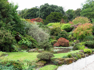 Rock Garden, Mount Stuart House Garden