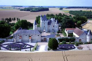Chateau du Rivau, France