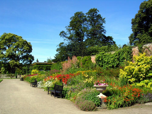 Ripley Castle Garden, North Yorkshire