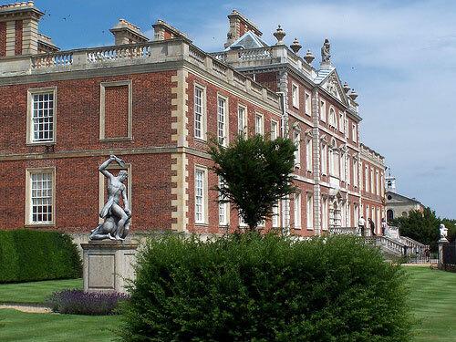 Wimpole Hall Garden, Cambridgeshire