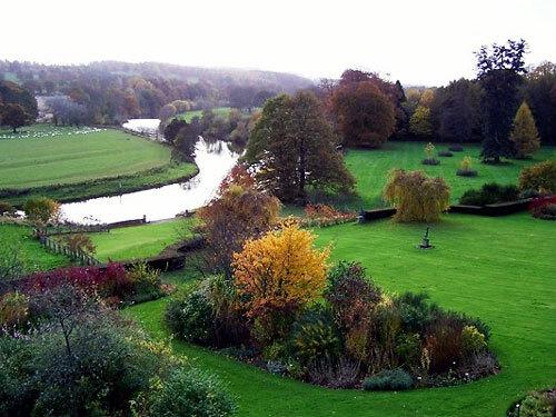 Monteviot House Gardens, Jedburgh
