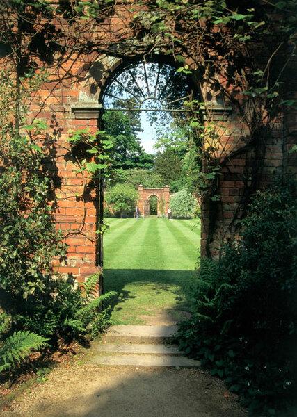 Hare Hill Garden, Cheshire