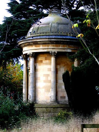 Jephson Memorial, Jephson Gardens
