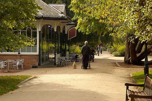 Jephson Gardens, Warwickshire