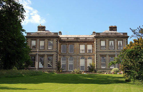 Ragley Hall Garden