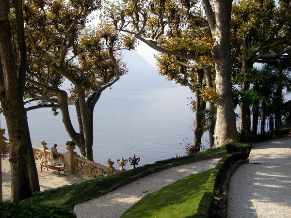 Villa Balbianello and Lake Como