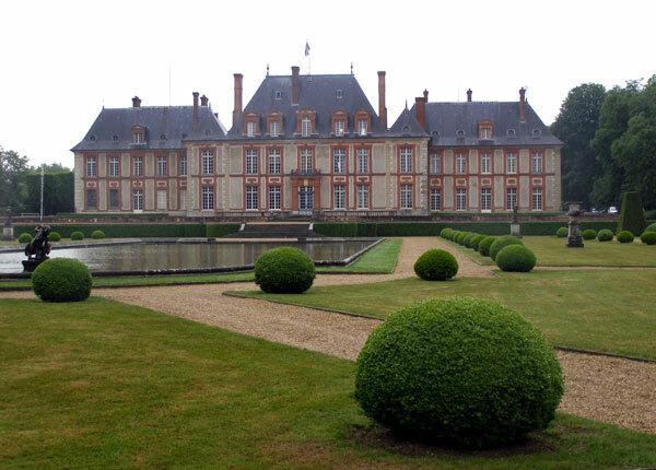 Chateau de Breteuil, France