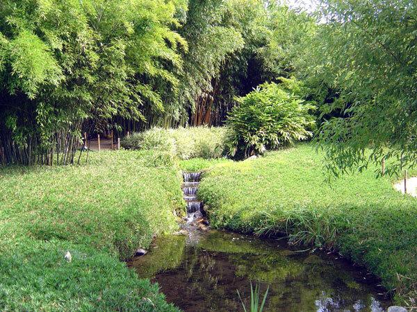 La Bambouseraie de Prafrance, France