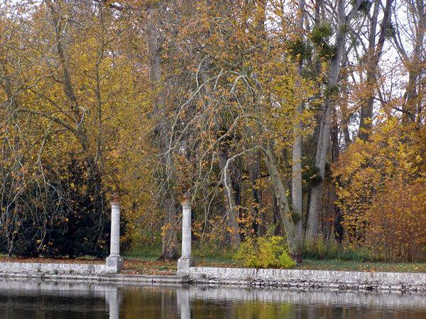 Lake, Chateau de Rambouillet