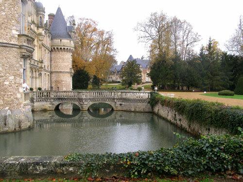 Chateau d'Esclimont, Ile-de-France
