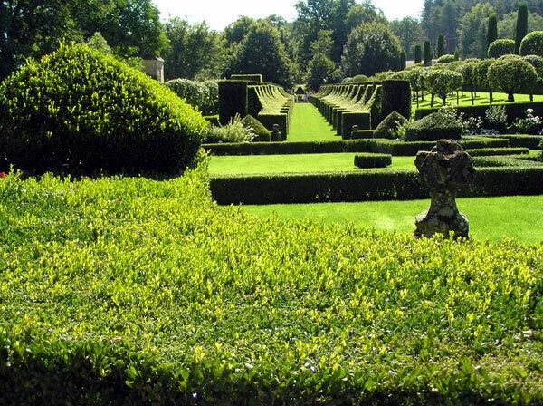 alle des charmes jardins du manoir deyrignac - Jardin D Eyrignac