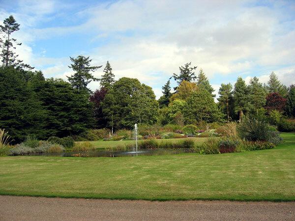 Mertoun Gardens, Scotland