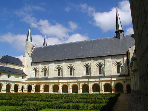 Abbaye de Fontevraud, France