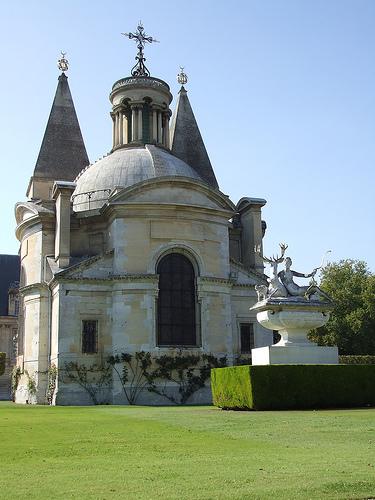 Chateau d'Anet, France