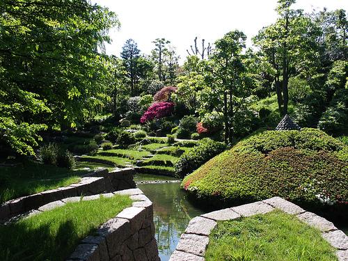 Jardin albert kahn - Mobilier jardin espagne boulogne billancourt ...