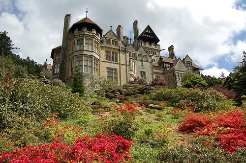 Cragside House Gardens, Northumberland