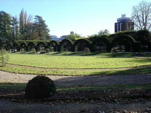 Prés Fichaux Jardin