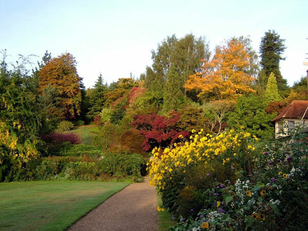 Standen Garden, West Sussex