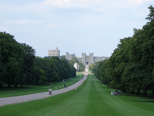 Long Walk, Windsor Great Park